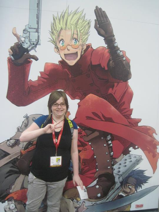 Me and Vash by AM-Nyeht