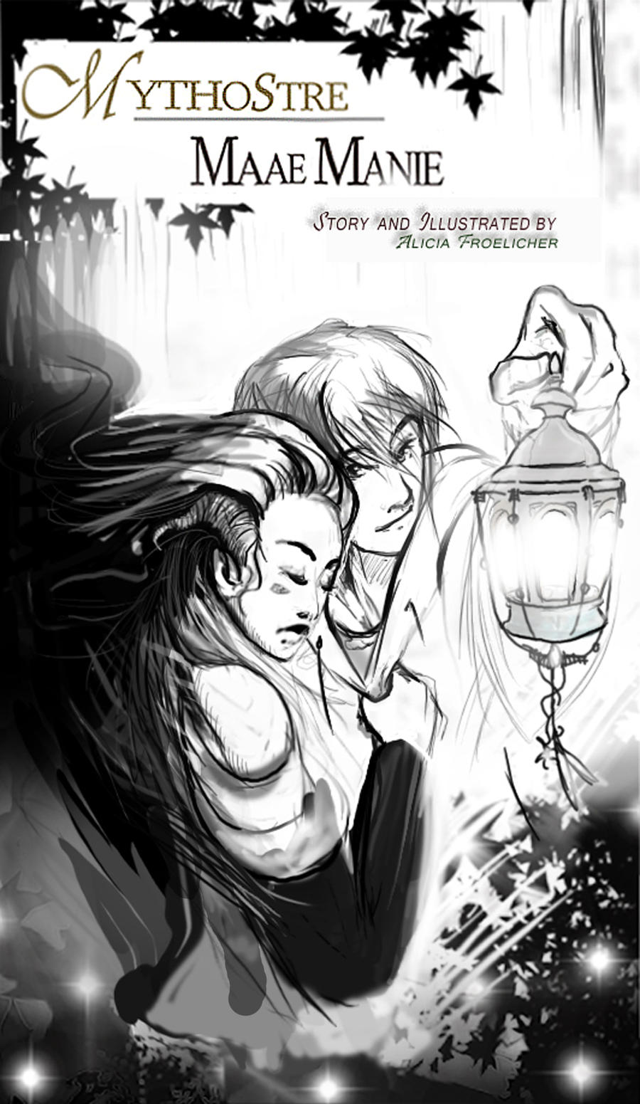 Mythostre: Maae Manie Preview by AM-Nyeht