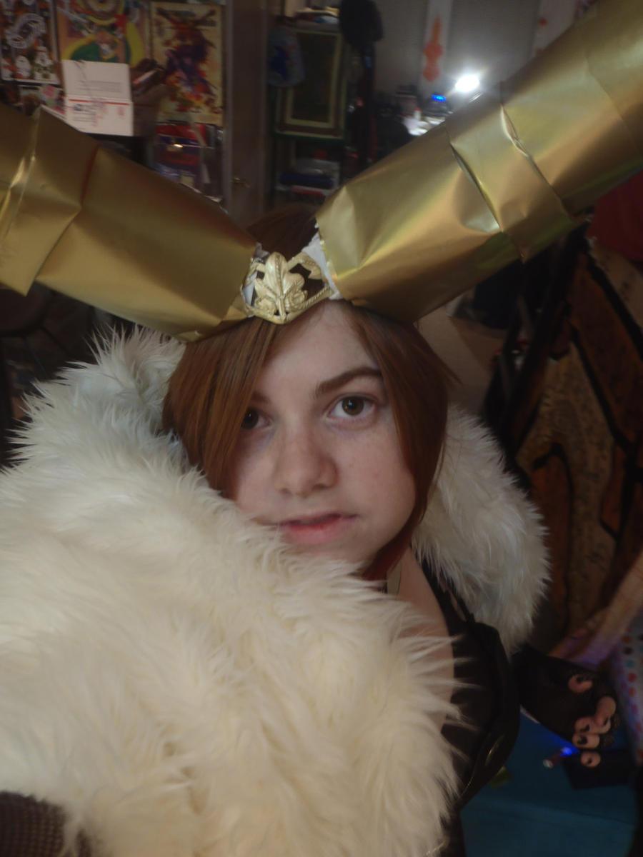 A.M. as Lady Loki by AM-Nyeht
