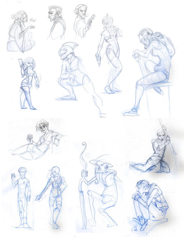 Sketch dump by AM-Nyeht