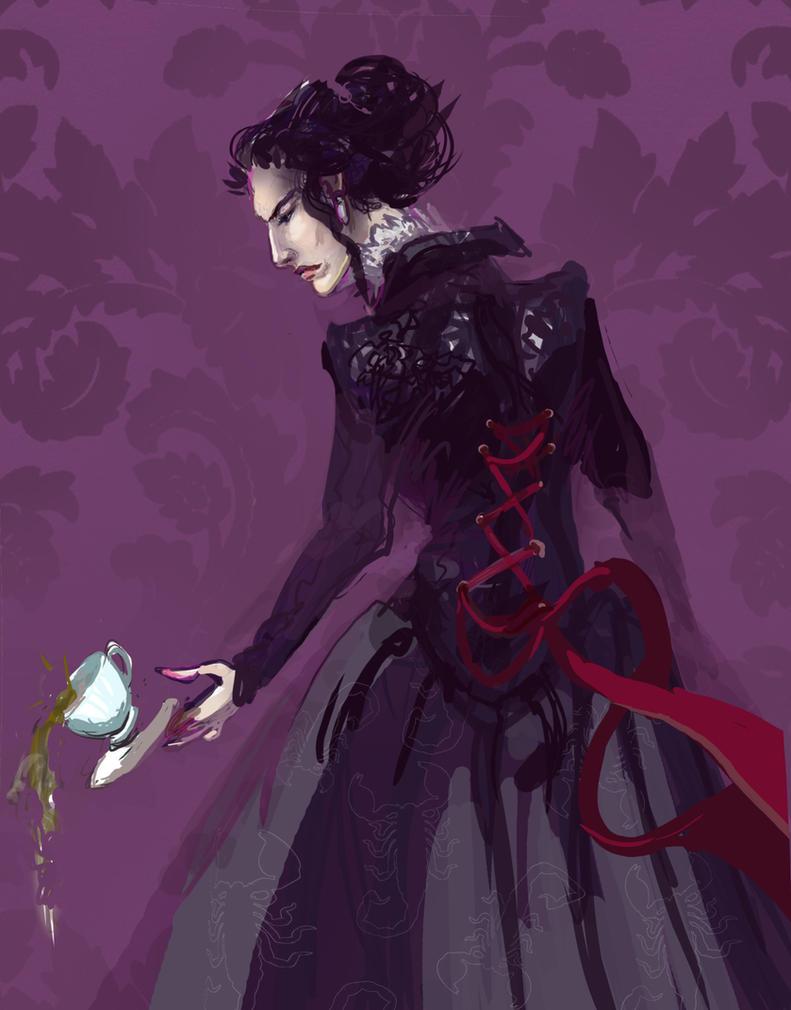 Vanessa Ives by AM-Nyeht