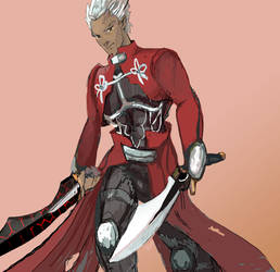 Archer Emiya by AM-Nyeht