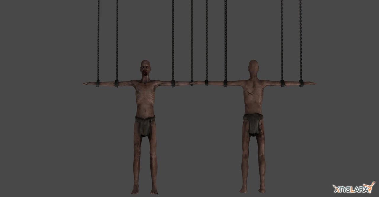 AMNESIA THE DARK DESCENT AGRIPPA ORIGINAL BONES by Oo-FiL ...