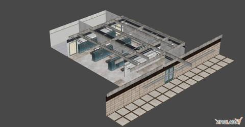 T3B LOCKER ROOM by Oo-FiL-oO
