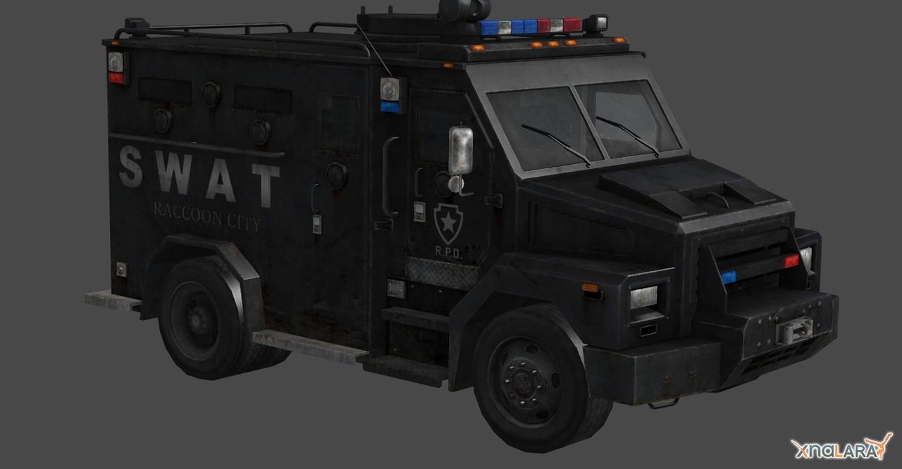 ORC SWAT VAN by Oo-FiL-oO