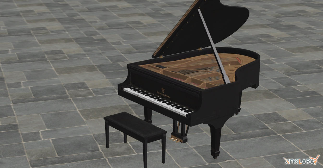 ORC GRANDPIANO by Oo-FiL-oO