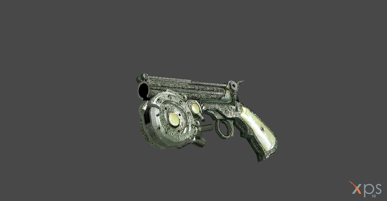 GRAPPLE GUN FULLY POSEABLE by Oo-FiL-oO