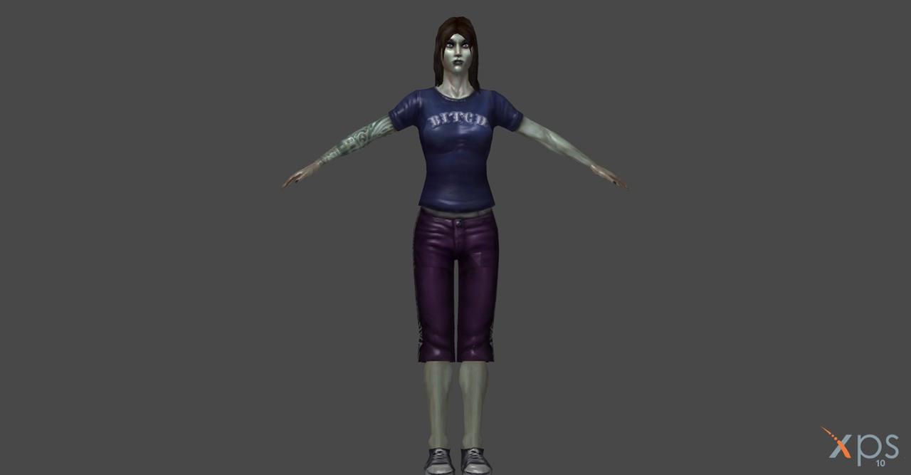 SWAT 4 NURSE FEMALE ORIGINAL BONES by Oo-FiL-oO on deviantART