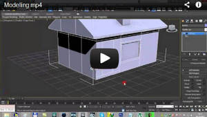 SIMPLE HOUSE MODELLING TUTORIAL