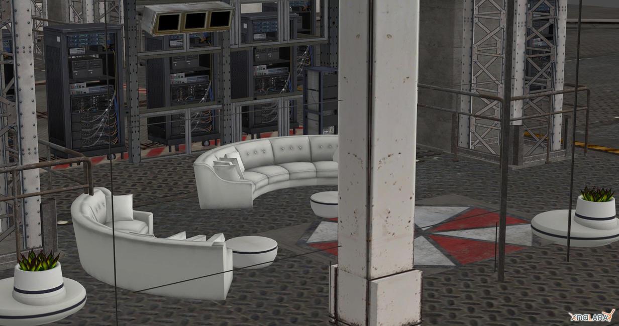 OPERATION RACCOON CITY PATH TO BIRKIN LABS by Oo-FiL-oO