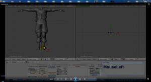 BLENDER SPLIT MESHES TUTORIAL FOR XPS USE by Oo-FiL-oO
