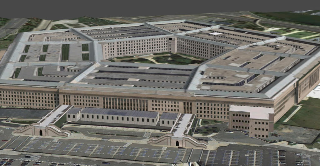 THE PENTAGON by Oo-FiL-oO