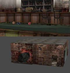 SILENT HILL 4 BAR by Oo-FiL-oO