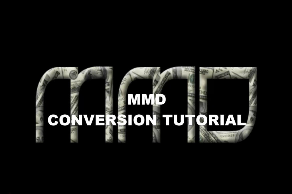 BLENDER - MMD TO XNALARA CONVERSION TUTORIAL by Oo-FiL-oO on