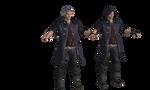 DMC 5 - NERO IN GAME BONES