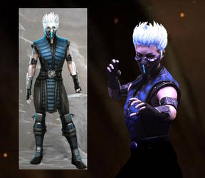 MKX Frost by MKArtLover