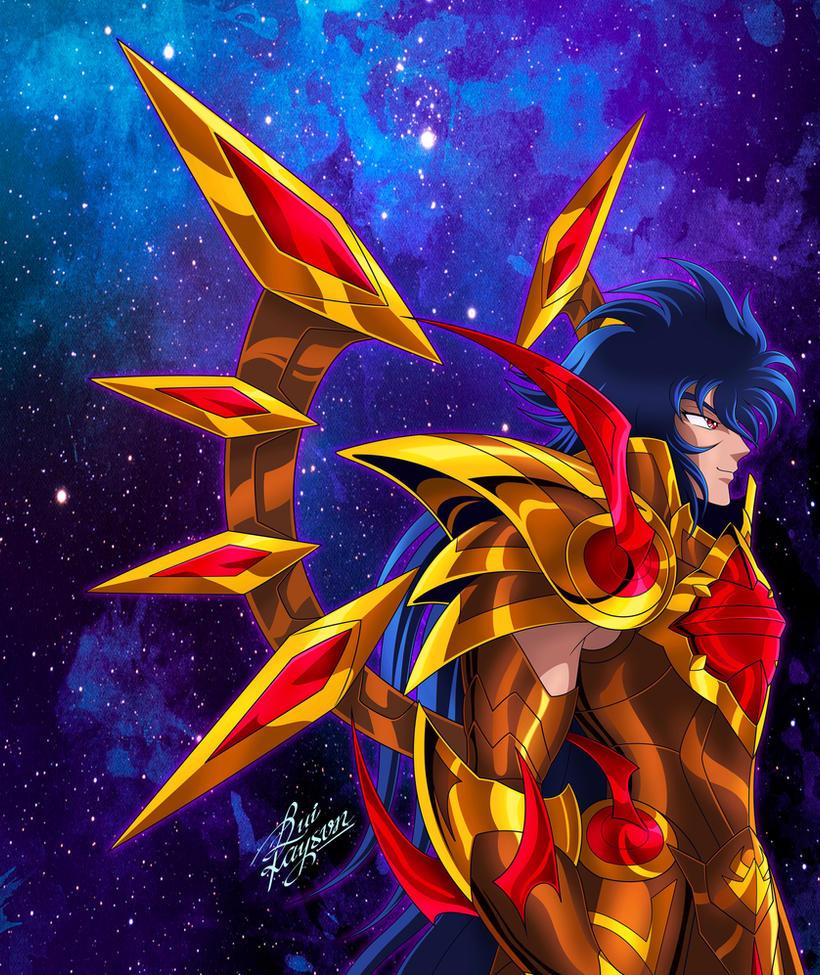Saturno by LuiRaysonBrasil