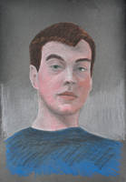 autoportret 2 by JasterM