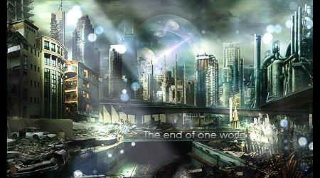 ~RyuumaDesigns~ | My DA ;P The_end_of_one_world_by_ryuumadesigns-d4bz7b0
