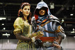 ACen: Assassin's Creed Cosplay