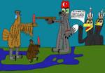 Gallipoli campaign by ArtisticHokioi