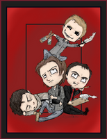 Supernatural Season 10 (in a nutshell) by ChrysophylaxCreates