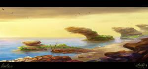 Mushroom shore