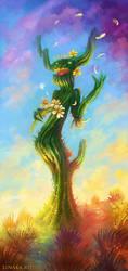 Cactus by linasidorova