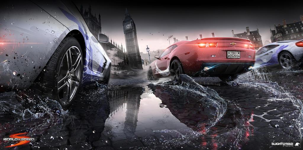 World of Speed by Schur