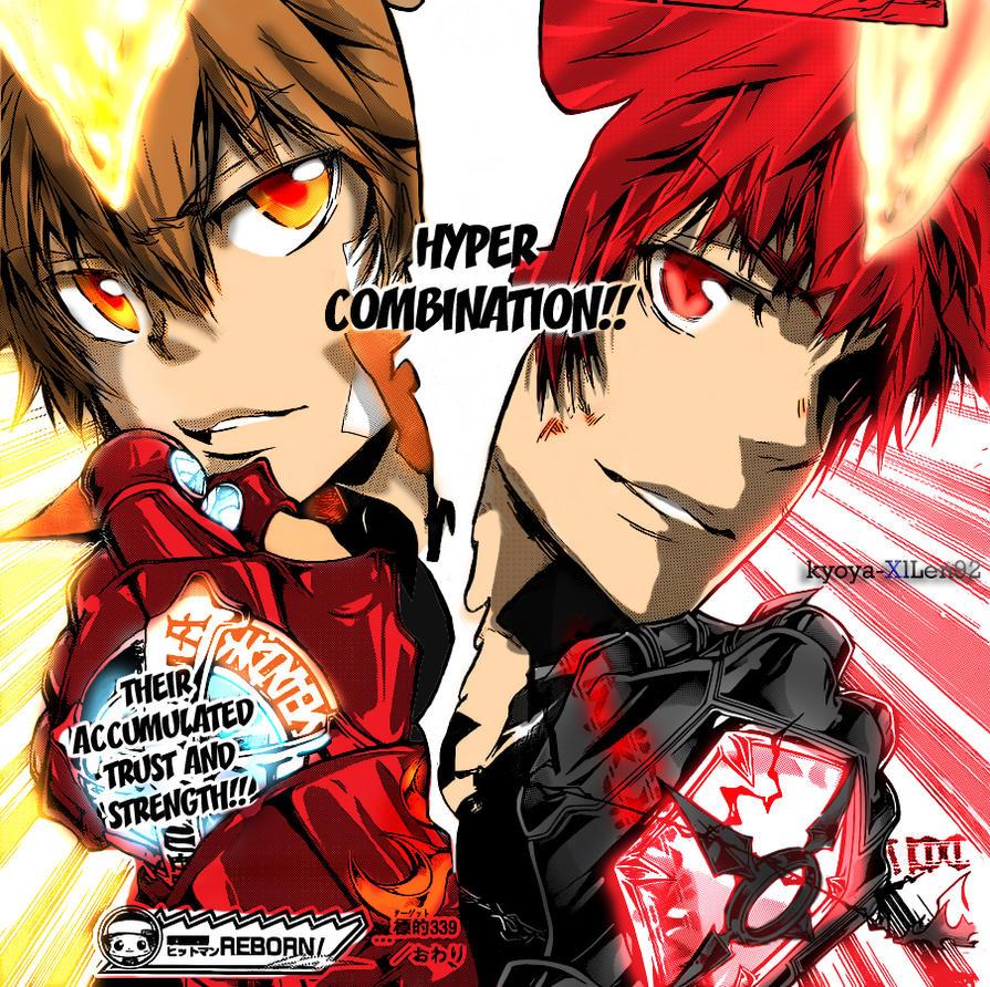 Hyper Combination by kyoya-XlLen92