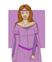 Purple by Amnevitah