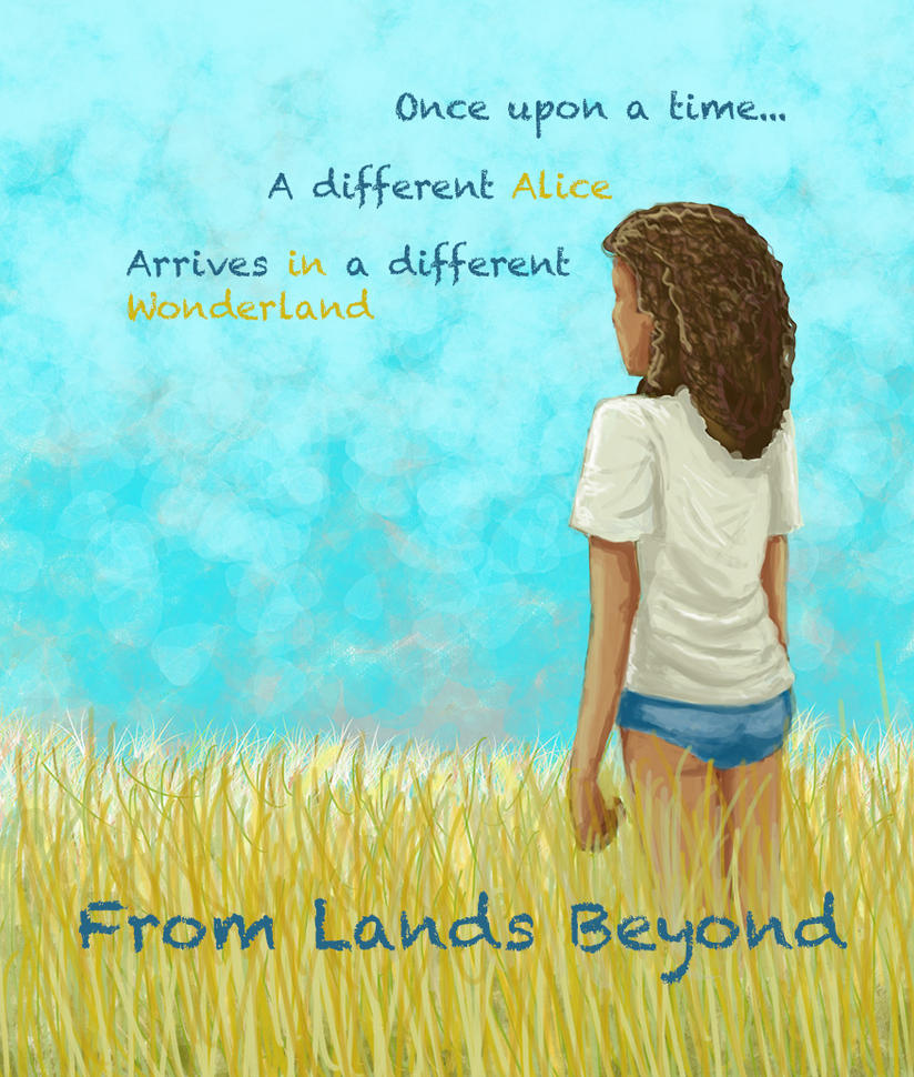 From Lands Beyond Cover by Amnevitah
