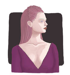 Princess Visenya by Amnevitah