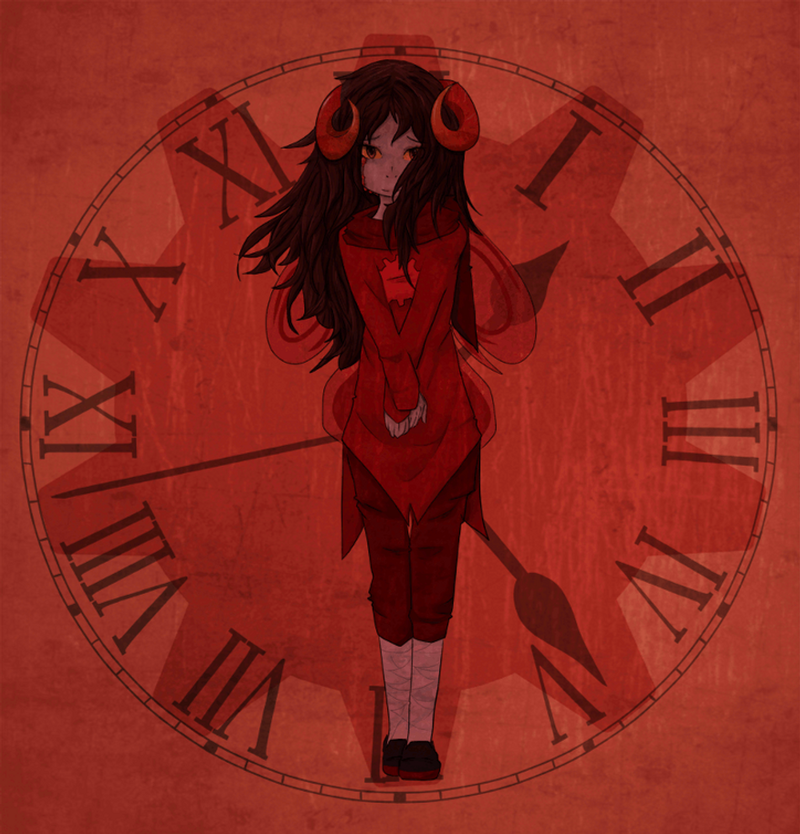 But Who Needs Time by remmie19
