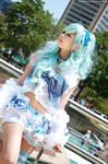 Lisia cosplay