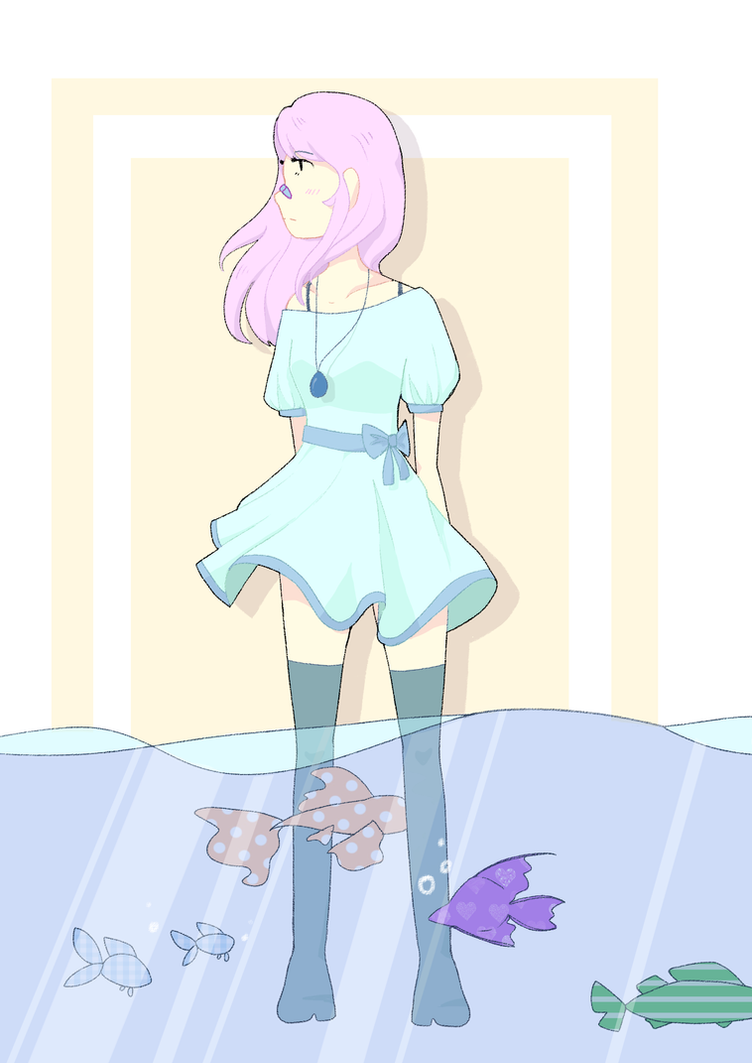 i'm going to drown eventually by remmie19