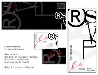 rsvp by slikdesigner