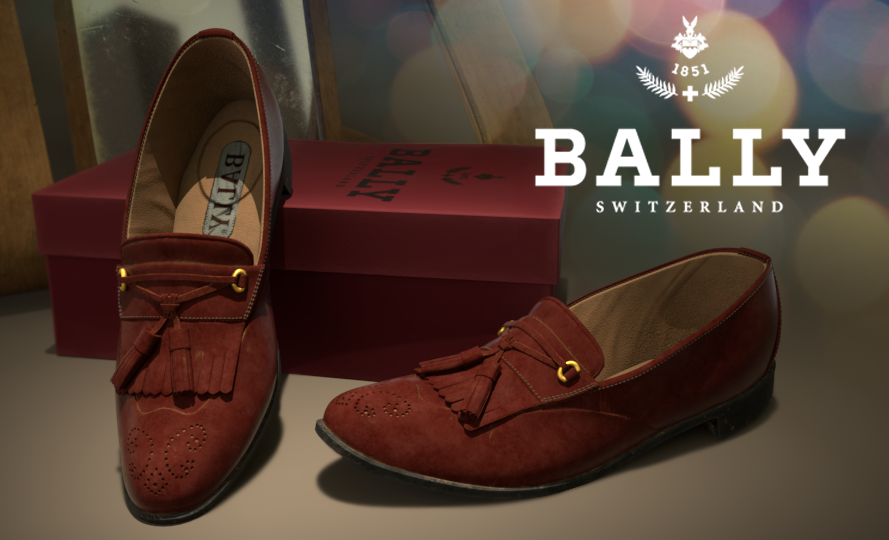 Bally Dress Shoe by timyvonstabs