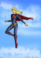 Supergirl by bountyDBZ