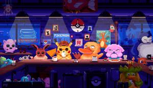 Pokemon Cafe