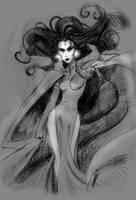 Raven by Orestes-Sobek