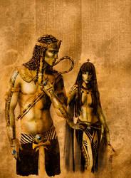 Dark Gods - Egypt 01