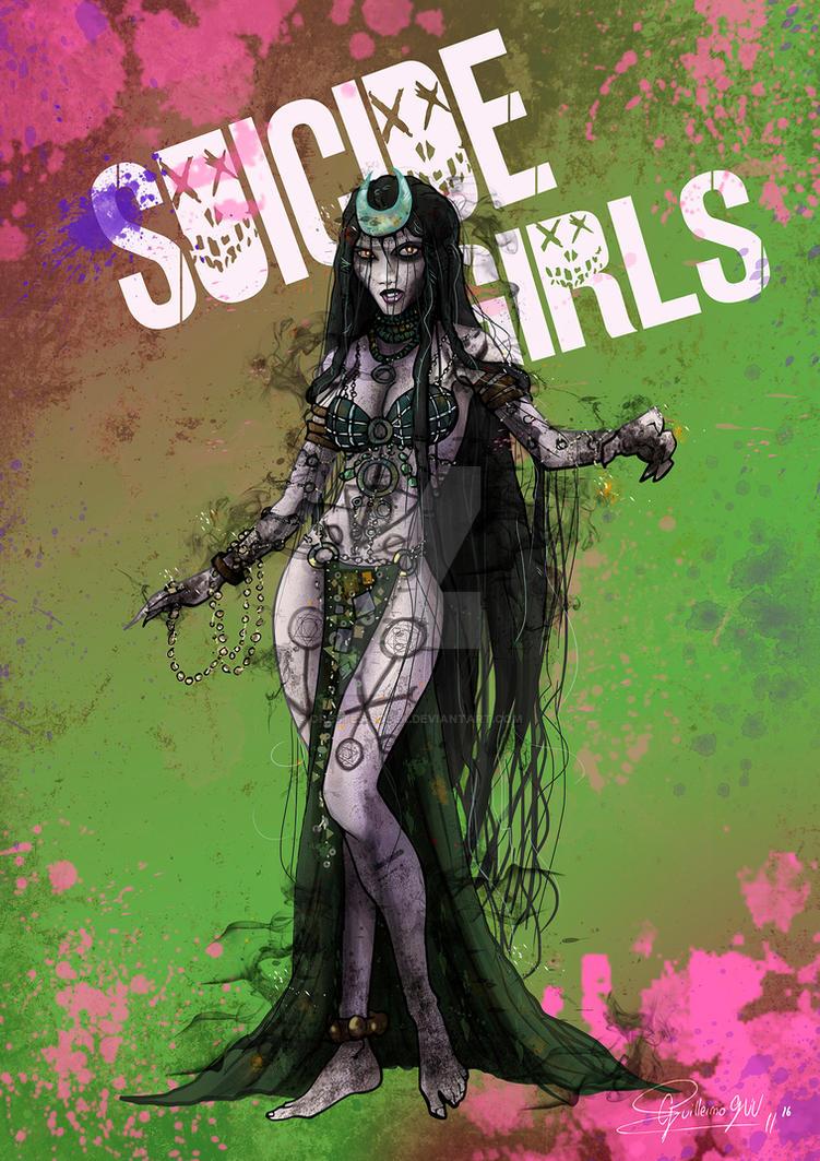 Suicide Girls Enchantress by Orestes-Sobek