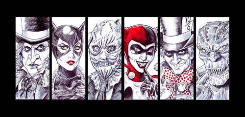 Batman Villains #2