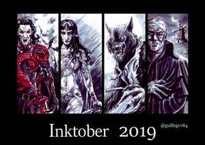 Inktober 2018 #1