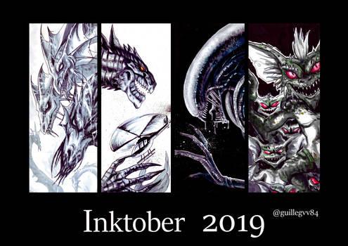 Inktober 2018 #2