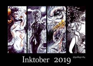 Inktober 2018 #3