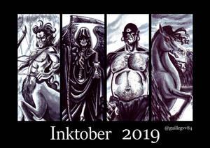 Inktober 2018 #7