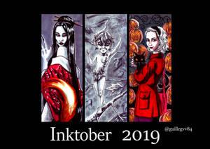 Inktober 2018 #8