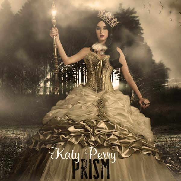 Katy Perry Prism album art by dangerousbieberlovax on ...
